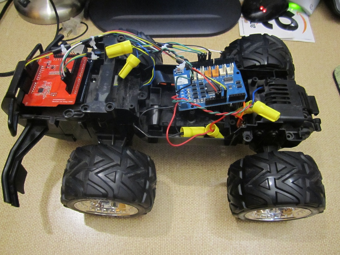 RC Car? There's an App for That – The Blog of Dr  Moron